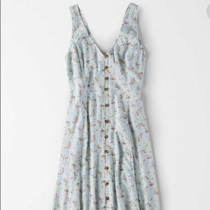 NWT American Eagle Midi Dress